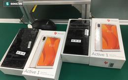 Lộ diện hình ảnh đầu tiên của chiếc điện thoại thông minh VSmart