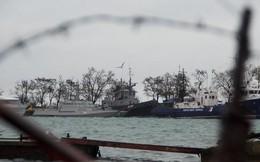 Giữa căng thẳng, Nga di chuyển hai tàu hải quân Ukraine bị bắt giữ