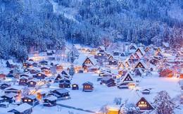 Shirakawa-go, ngôi làng đẹp như bước ra từ cổ tích, nơi thai nghén bộ truyện Doraemon nổi tiếng của Nhật Bản
