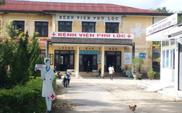 Mẹ con sản phụ tử vong bất thường tại bệnh viện huyện