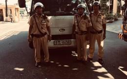 CSGT đón lõng bắt thanh niên 9X trộm ô tô tải