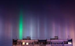 Mãn nhãn với những cột ánh sáng tự nhiên kỳ ảo hiếm thấy (P2)
