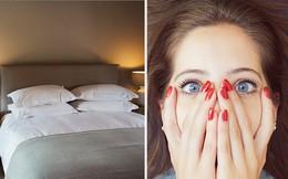 Ngủ quên trong ký túc của bạn trai, cô gái đau đớn phát hiện điều khủng khiếp khi tỉnh dậy