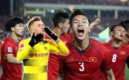 Giải đấu của Marco Reus chúc mừng Việt Nam sau chiến thắng trước Philippines