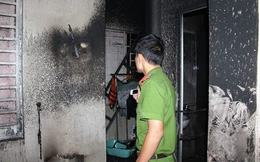 Sau tiếng nổ lớn lúc rạng sáng, căn nhà bốc cháy dữ dội, phát hiện người đàn ông tử vong