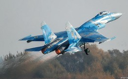 [ẢNH] Nga nổi giận khi Không quân Ukraine đưa đơn vị tấn công xung kích tới sát biên giới