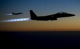Liên quân Mỹ ồ ạt không kích Đông Syria: Đòn hủy diệt khủng bố lớn nhất trong năm
