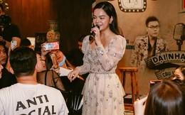 """Phạm Quỳnh Anh bất ngờ nói về điềm báo với chồng cũ Quang Huy khi hát """"Không đau vì quá đau"""""""