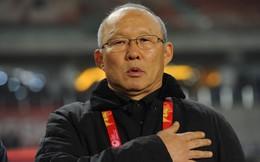 Báo Hàn Quốc tiếc nuối vì những thiệt thòi mà HLV Park Hang-seo phải chịu đựng