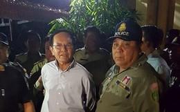 Campuchia bác đơn xin tại ngoại với nguyên lãnh đạo đối lập Kem Sokha