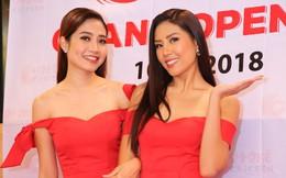 Á hậu Nguyễn Thị Loan háo hức lên chức bà chủ