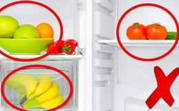 """9 """"bí quyết"""" giúp bạn bảo quản thực phẩm luôn tươi ngon"""