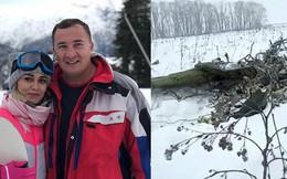Hủy chuyến bay vào phút cuối cùng, cặp đôi may mắn thoát chết khỏi vụ rơi máy bay kinh hoàng tại Nga