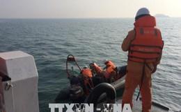 Tích cực tìm kiếm 4 thuyền viên mất tích trên vùng biển Côn Đảo