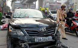 Xảy ra 35 vụ tai nạn giao thông làm 33 người chết trong ngày 30 Tết