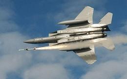 """""""Đại bàng"""" F-15E của Mỹ được trang bị tên lửa JASSM-ER"""