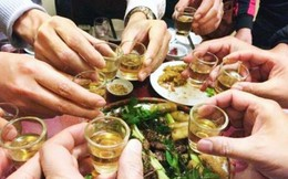 Đến mùng 2 Tết Mậu Tuất đã có 388 trường hợp nhập viện do ngộ độc rượu