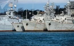 Nga thông tin chi tiết về tàu Hải quân Ukraine ở Sevastopol