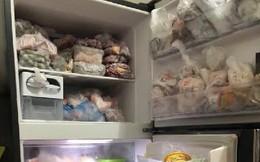Tết chính là mở tủ lạnh thấy toàn thịt là thịt, ngán đến tận cổ