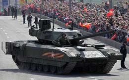 Nga hé lộ biến thể siêu tăng T-14 Armata không người lái