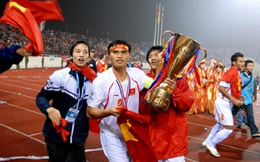 Nhà vô địch AFF Cup 2008 làm phó tướng tại Sài Gòn FC