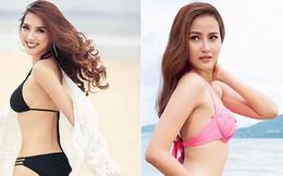 Đọ vẻ nóng bỏng của các hoa hậu, á hậu Việt tuổi Tuất