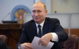 """Ông Putin đã """"đốt"""" bao nhiêu tiền cho chiến dịch tái tranh cử?"""
