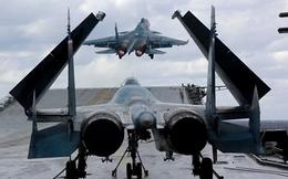 Quân đội Nga đã sử dụng 215 loại vũ khí mới ở Syria