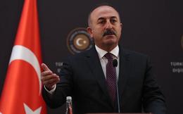"""Thổ Nhĩ Kỳ đốp chát sâu cay cáo buộc của Pháp: """"Đừng suy bụng ta ra bụng người"""""""