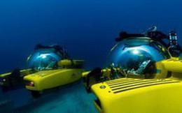 """Thú chơi """"độc"""" mới xuất hiện của giới siêu giàu: Du lịch thế giới đại dương bằng tàu lặn cao cấp với giá tới 40 triệu USD"""