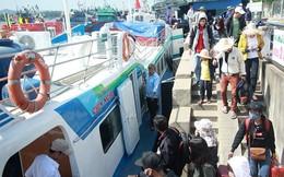 Dịp Tết, đảo Lý Sơn đón hơn 6.000 khách du xuân