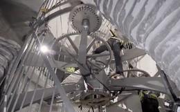 Tỷ phú Jeff Bezos xây cả một chiếc đồng hồ chạy 10.000 năm với giá 42 triệu USD bên trong một ngọn núi