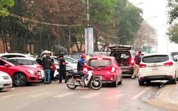 Kiểm tra đột xuất, phát hiện nhiều bãi trông xe 'chặt chém' ở Hà Nội