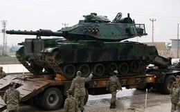 Nã pháo Afrin - Thổ Nhĩ Kỳ thổi bùng lò lửa xung đột tại Trung Đông?