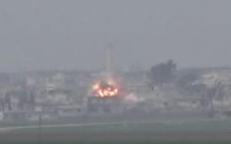 Nga truy sát dữ dội phiến quân Syria trên chiến trường Hama