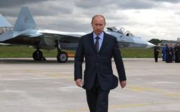 """Nga triển khai Su-57 tới Syria: F-22 của Mỹ như """"ngồi trên đống lửa""""!"""