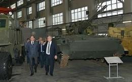Lộ diện pháo phòng không tự hành thế hệ mới của quân đội Nga
