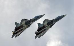 Su-57 của Nga vào Syria mà Mỹ không hay biết?