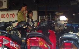 Xóa đường dây trộm cắp xe máy liên tỉnh