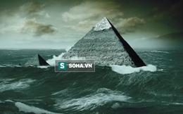 Giả thuyết Đại kim tự tháp Giza và tượng Nhân sư từng bị chìm dưới biển