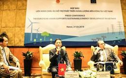EU viện trợ 108 triệu euro cho Việt Nam