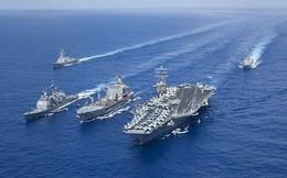 """Không cạnh tranh nổi kinh tế, Mỹ """"khởi động đối đầu toàn diện với Trung Quốc""""?"""