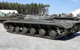 Xe tăng nhỏ nhất thế giới nhưng phóng được tên lửa của Liên Xô