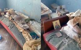 Kiểm tra nhà bà cụ 77 tuổi, cảnh sát phát hiện một thi thể được để trong nhà suốt 30 năm