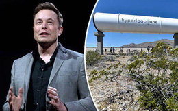 Tỷ phú Bill Gates cho rằng ý tưởng tàu Hyperloop của Elon Musk khó có thể trở thành hiện thực
