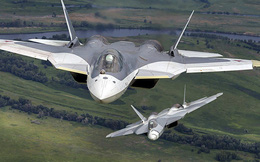 Su-57 mang thông điệp mạnh mẽ của Nga gửi tới Mỹ