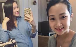Nhan sắc vợ 9x của Lam Trường sau khi sinh con đầu lòng