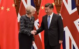 """Nguyên nhân Thủ tướng Anh thận trọng với sáng kiến """"Vành đai, con đường"""""""