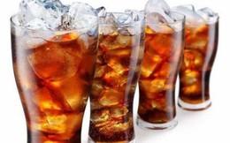 Nước ngọt có gas làm chậm phát triển não bộ của trẻ