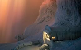 Chiêm ngưỡng bức ảnh thác Niagara vào mùa đông băng giá: cứ ngỡ chụp ở hành tinh nào khác!